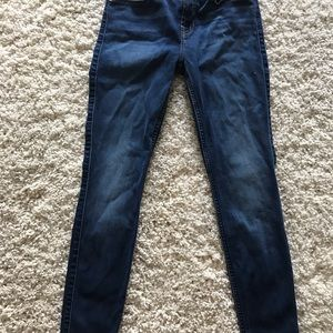7 For All Mankind Jeans - 7 For All Mankind B(air) Ankle Skinny Jeans